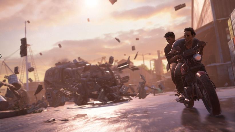 """Videospiele: Was Actionfilme können, kann das Spiel """"Uncharted 4"""" besser."""