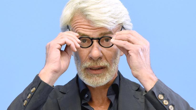 Berliner Volksbühne: Chris Dercon, der künftige Intendant der Berliner Volksbühne