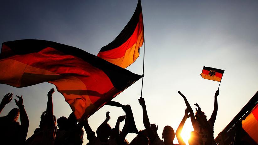 Fußball-EM: Schland flaggt ab