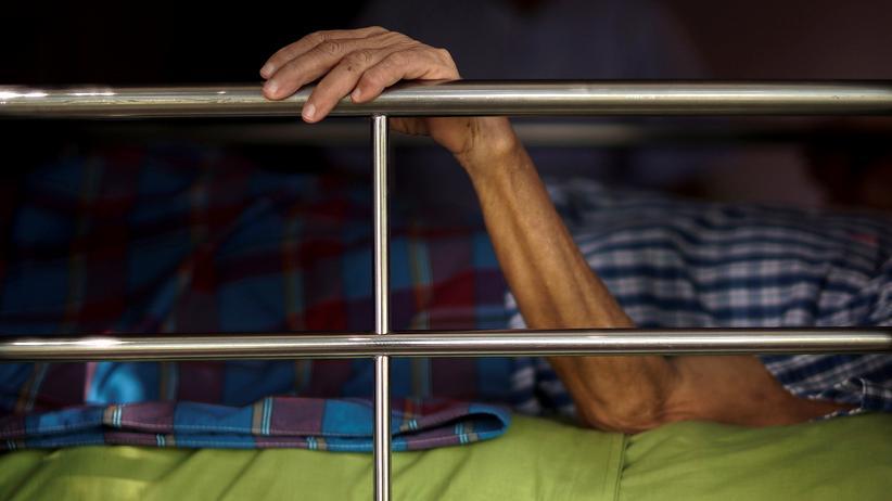 Sterbebegleitung: In den Abgrund schauen