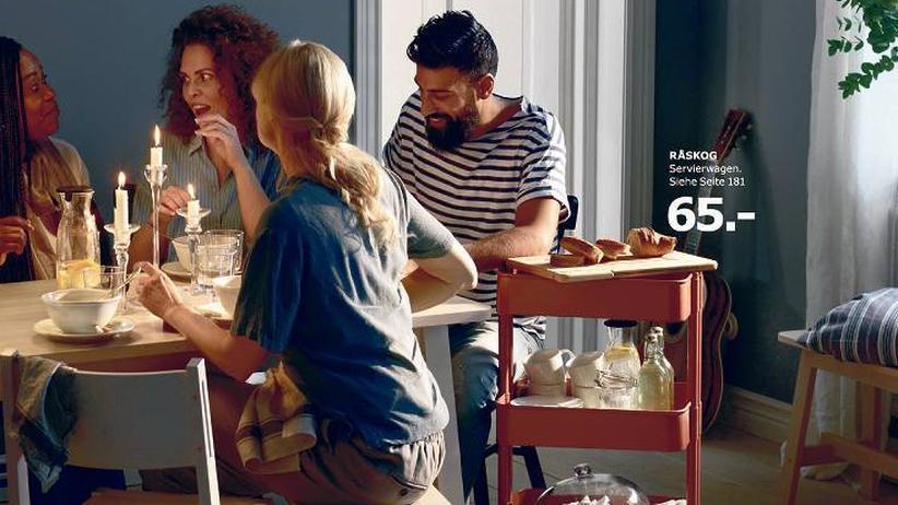Ikea-Katalog: Willkommenskultur für zu Hause