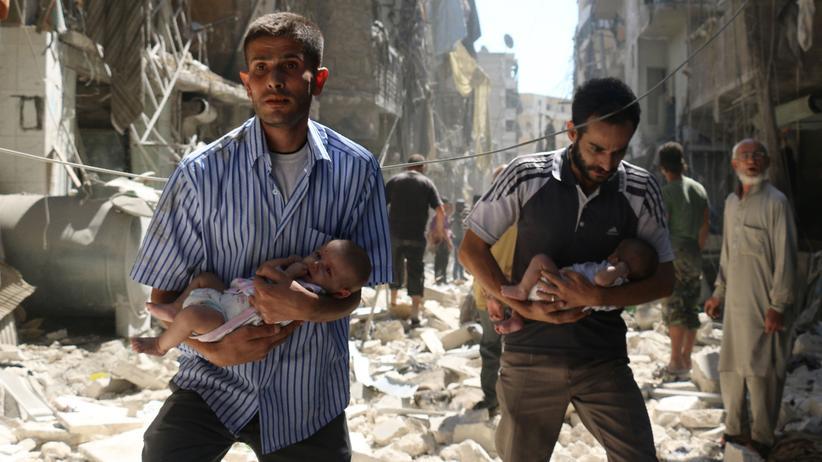 Syrien: Die Schande der Menschheit