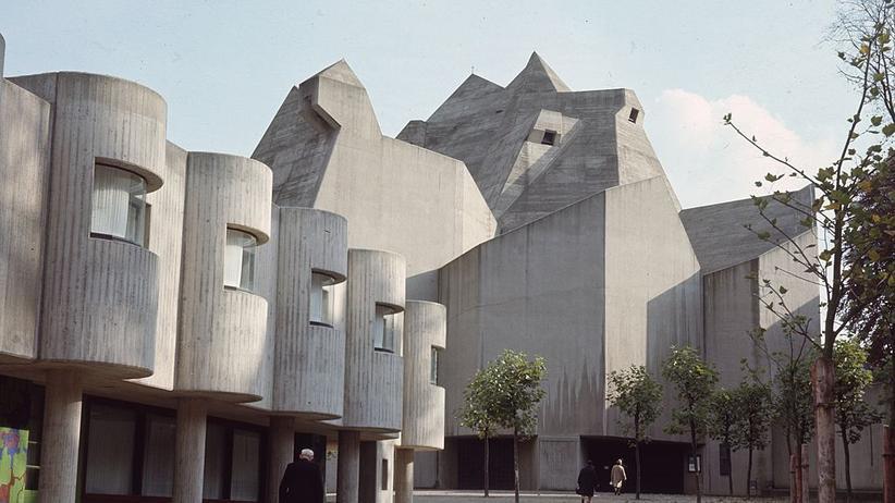 Nachkriegsbauten: Brutalistische Architektur erlebt einen unerwarteten Popularitätsschub.