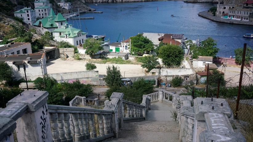Krim: Sommer auf der Krim