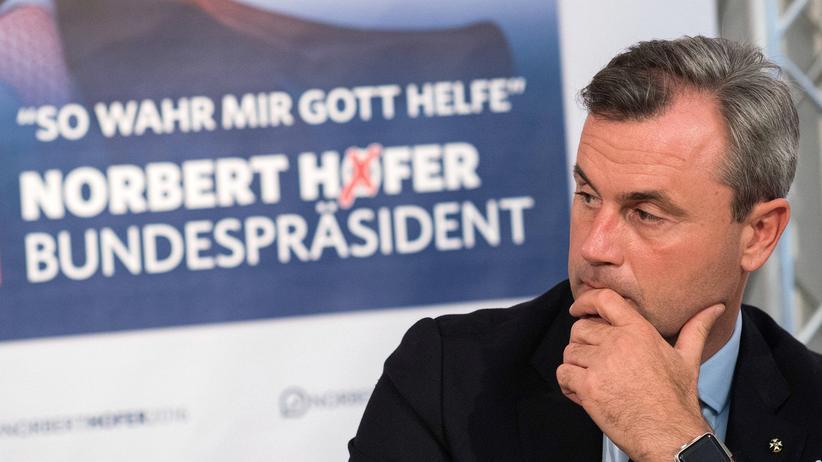 Bundespräsidentenwahl in Österreich: Mit Gottes Hilfe in die Hölle