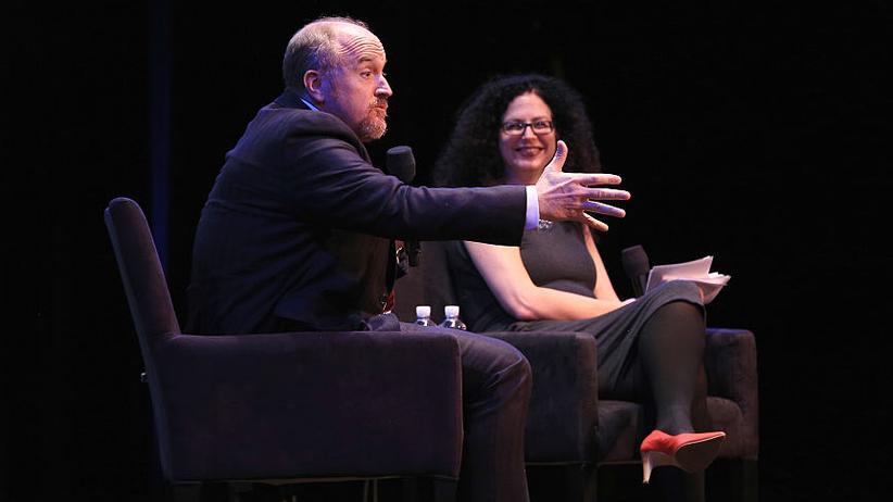 """New Yorker"" Festival: Männerumkleidegespräche"