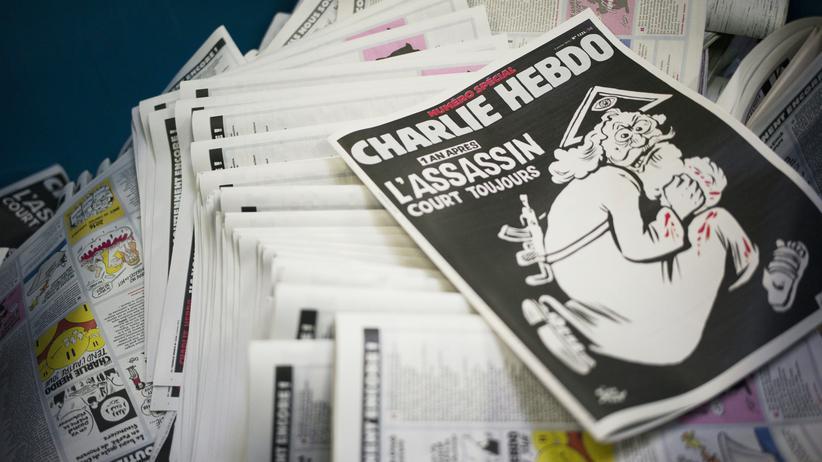 """Satirezeitung: """"Charlie Hebdo"""" ist in der französischen Medienlandschaft eine Institution und bekannt für seine provokanten, häufig derben Karikaturen."""