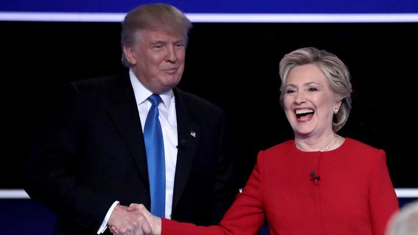 Hillary Clinton: Die schlimme Wohlfühlwahl