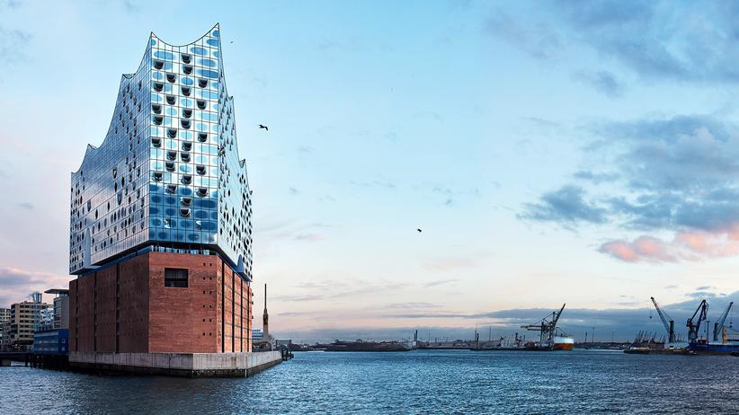 Elbphilharmonie: Ein Bau zwischen den Welten