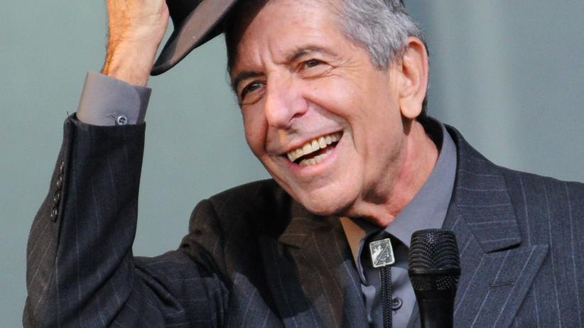 Liedermacher: Über Leonard Cohens unfassbare Komik