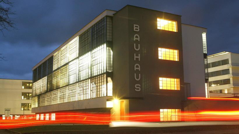 Bauhaus Die Zukunft Ist Jetzt Zeit Online