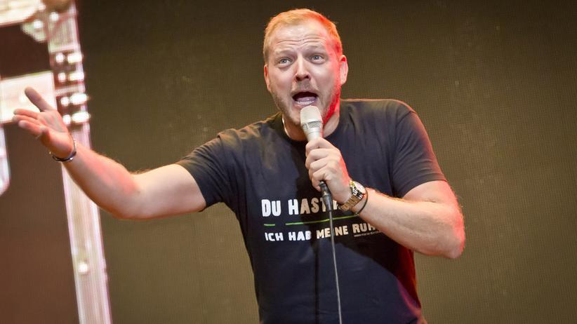 Mario Barth: Geilgeilgeil: Mario Barth auf der Bühne in Berlin