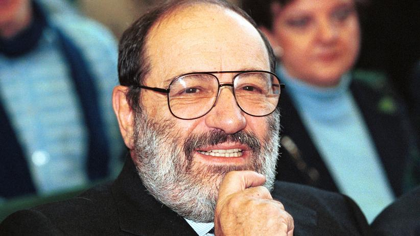 Umberto Eco 1998 in Berlin