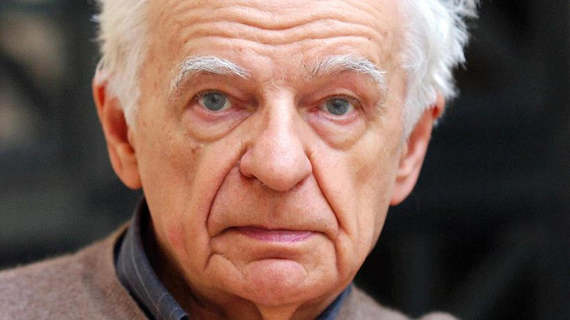 Yves Bonnefoy in Paris im Oktober 2001