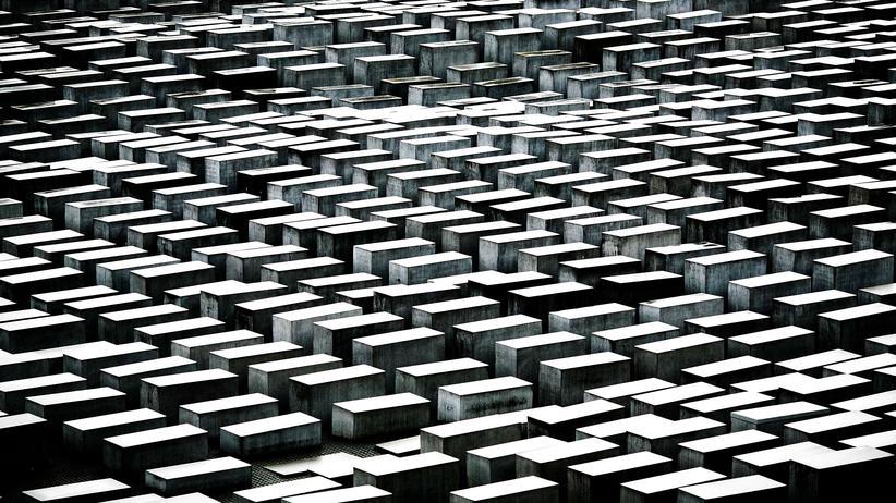 Auschwitz-Gedenktag: Das Holocaust-Mahnmal in Berlin