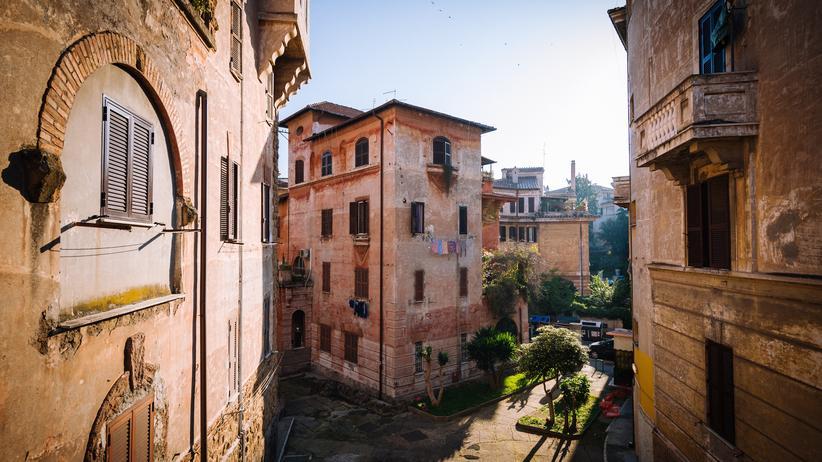 Italien: Das Licht in Rom! Wie soll man es nur beschreiben?