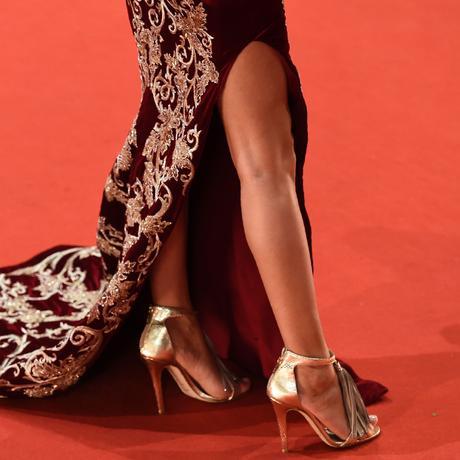 Berlinale: Teppich-Queen oder Feministin?