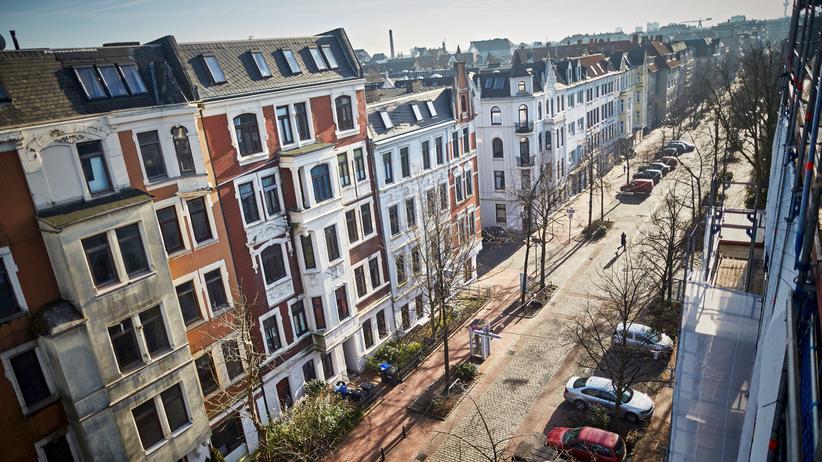 Bremerhaven: Das Goethequartier in Bremerhaven-Lehe