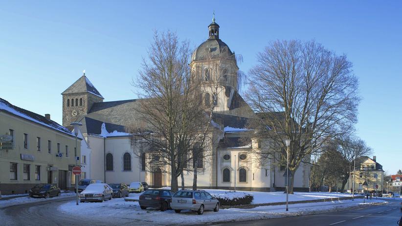 Martin Schulz Würselen Pfarrkirche St. Sebastian