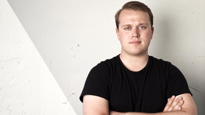 """""""Boys Don't Cry"""": Sagt toxischer Männlichkeit den Kampf an: der britische Journalist und Autor Jack Urwin."""