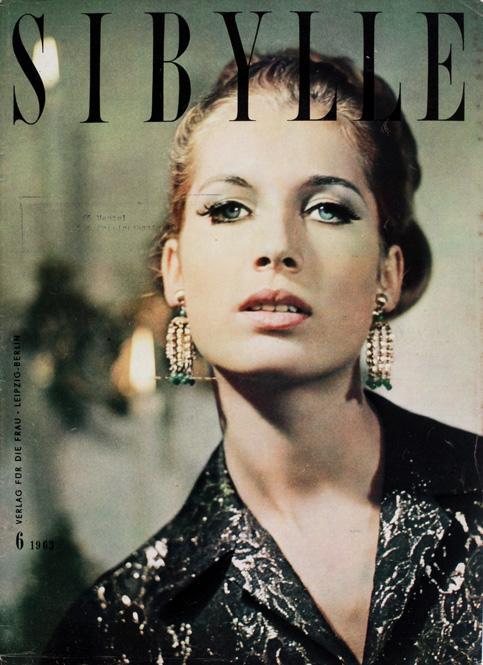"""""""Sibylle"""": Ein Cover des DDR-Magazins """"Sibylle"""""""