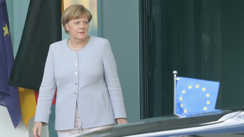 Europäische Union: Die Bundeskanzlerin Angela Merkel gilt Vielen noch immer als Retterin Europas.