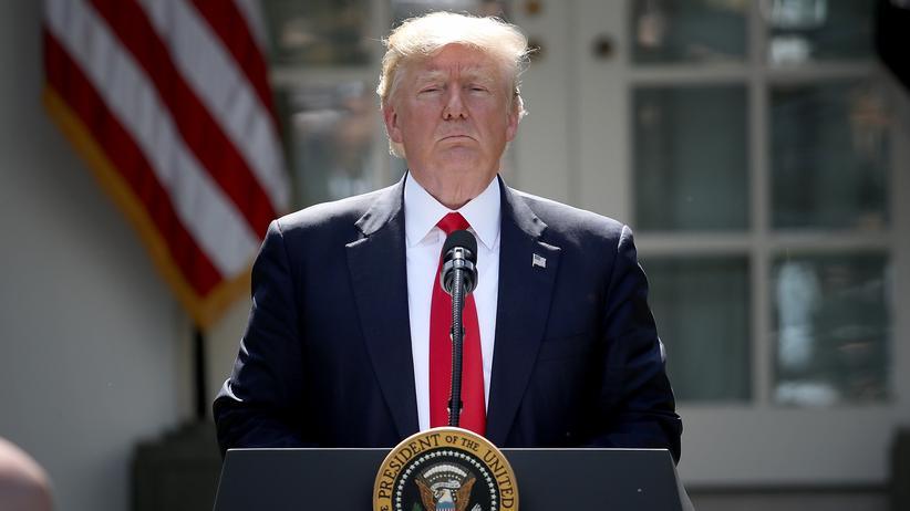 Donald Trump: Der Mann, der König sein will