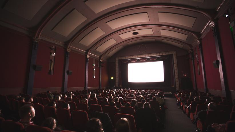 Filme: Im Kino muss man sich dem Film aussetzen.
