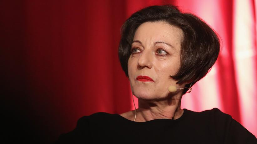 """Herta Müller: """"Fremdenfeindlichkeit wurde aus dem Sozialismus mitgeschleppt"""""""