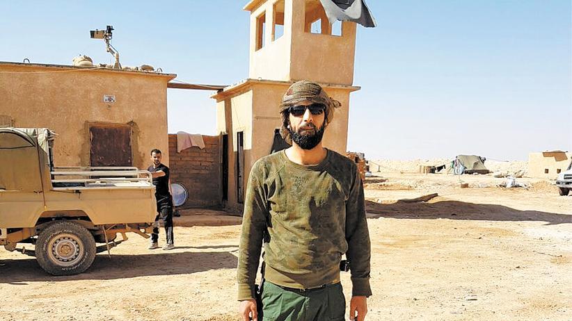 Syrien-Krieg: Saeed Saif wollte gegen das Assad-Regime kämpfen. Stattdessen traf er auf andere Feinde: Der IS hat ihn sechsmal verwundet.