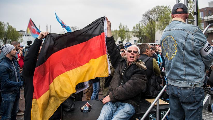 AfD: Unterstützer der AfD in Essen