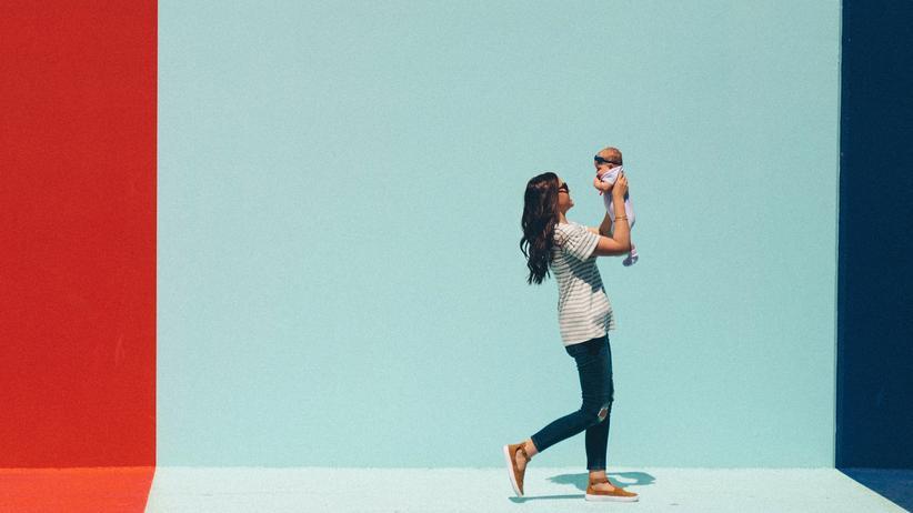 Erziehung: Es könnte so nett sein: nur ein Kind und seine Mutter.