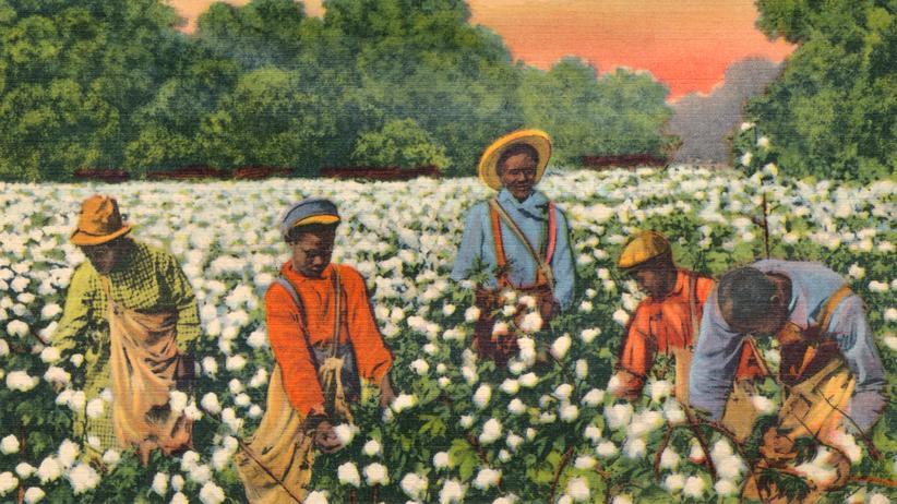 """Alternativgeschichte: Sklaverei wie 1848 in Georgia? Die Serie """"Confederate"""" will dieses Szenario für die heutigen USA durchspielen."""