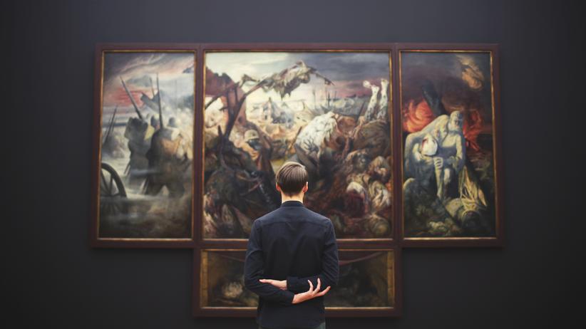 Kunst uznd Kultur beim ZDF und ARD