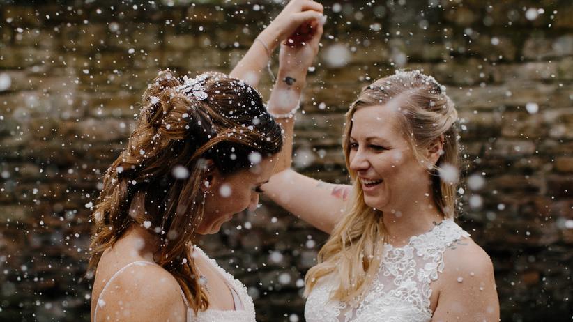 Ehe für alle: Ein mehrheitsfähiger Traum: Hochzeit feiern