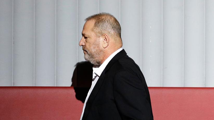 Hollywood: Polizei in Los Angeles ermittelt gegen Harvey Weinstein