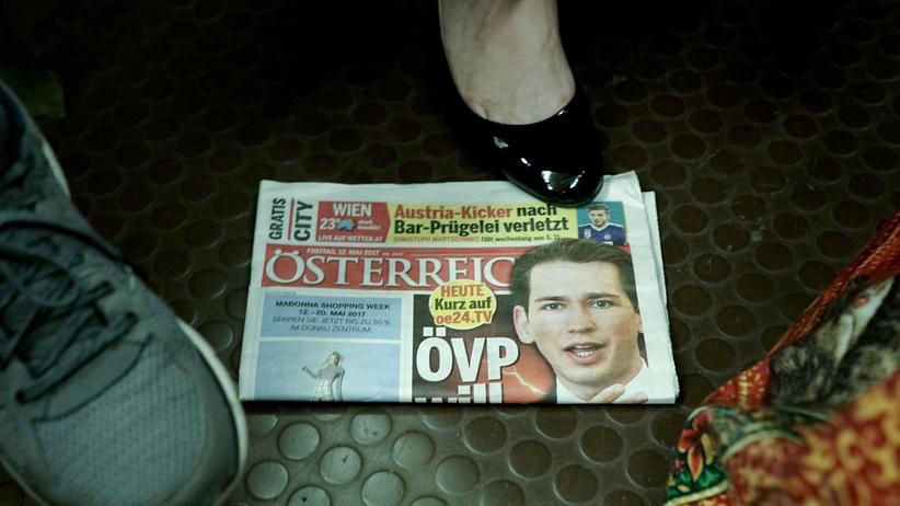 """Medien in Österreich: """"Es wird einfach nur Hetze betrieben"""""""
