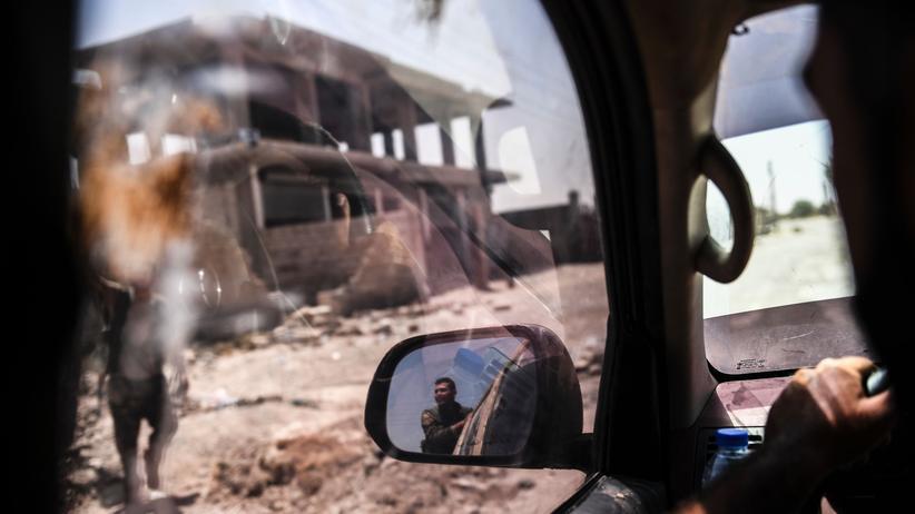 """""""Islamischer Staat"""": Das Versprechen vom Paradies"""