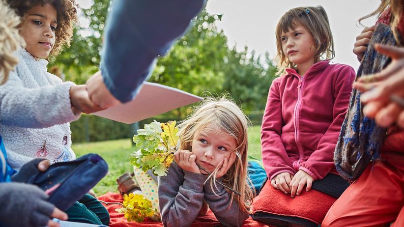 Naturschule am Brosepark: Das wandernde Klassenzimmer