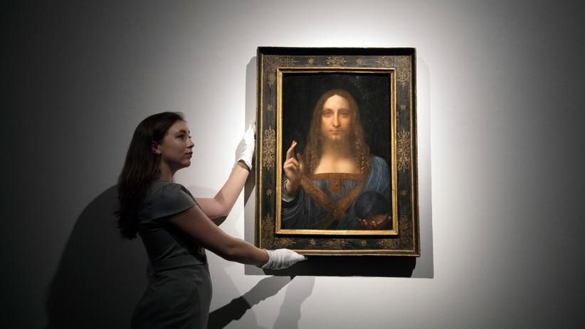 Leonardo da Vinci: Das 450-Millionen-Dollar-Gemälde