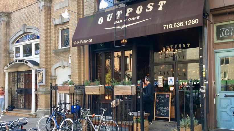 Gentrifizierung: Kaffee am Außenposten