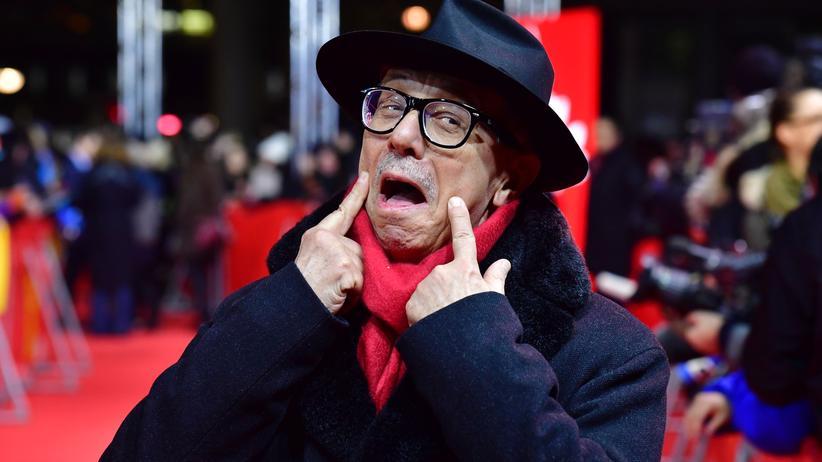 Berlinale: Dieter Kosslick macht sich für einen Auftritt auf der Berlinale 2017 bereit.