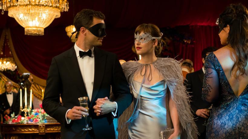 Fifty Shades Of Grey Lust Auf Grenzen Zeit Online