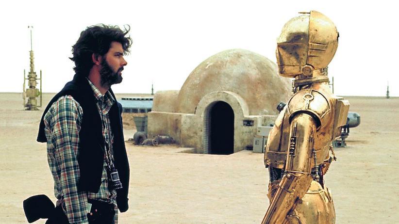 George Lucas: Laserschwerter gegen Hollywood