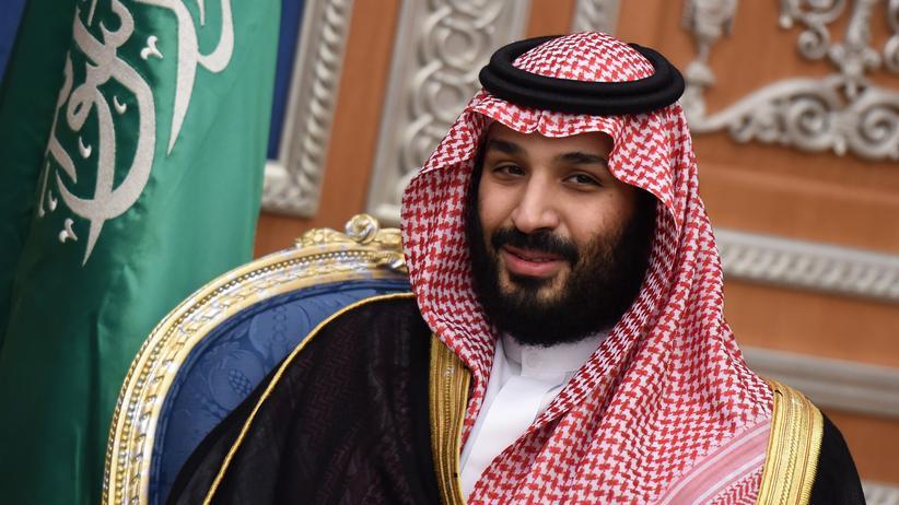 """""""Salvator Mundi"""": Saudischer Kronprinz soll Da-Vinci-Gemälde gekauft haben"""