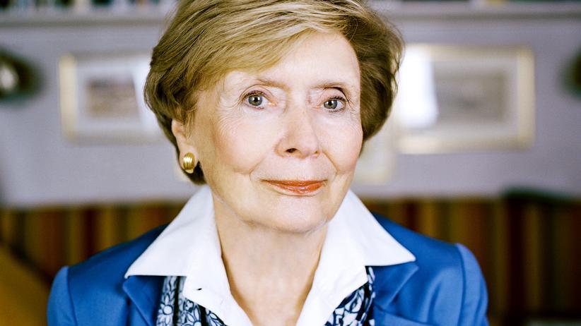 Nina Grunenberg: Nina Grunenberg (7. Oktober 1936 bis 28. Dezember 2017)