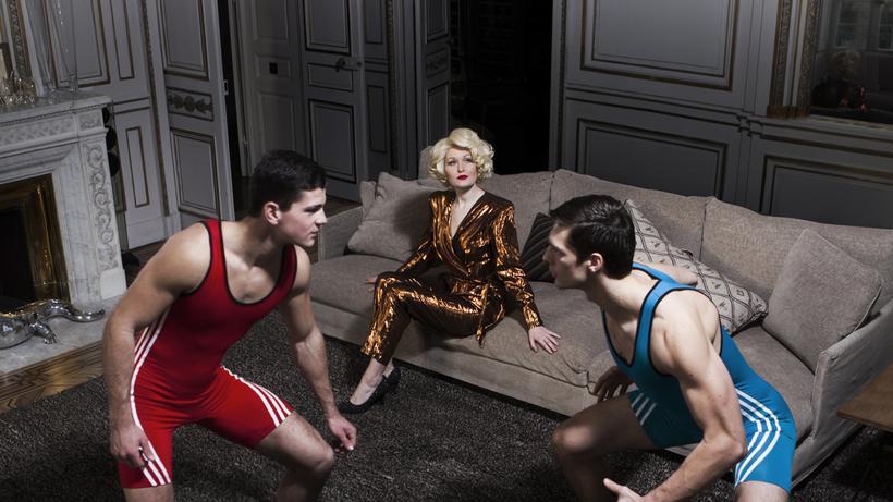 erotisches ringen erotische partyspiele