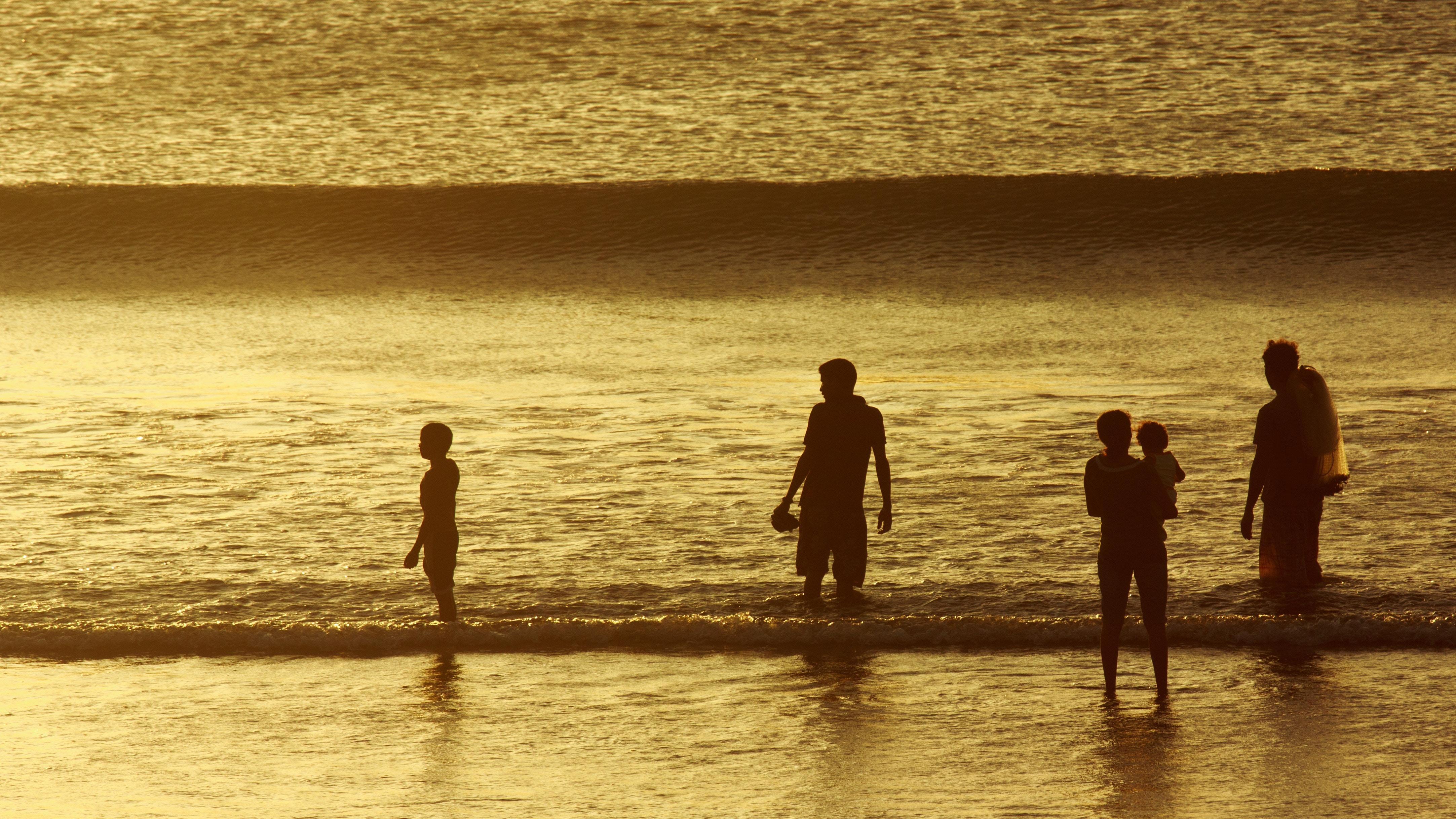 Väter, Mütter, Kind