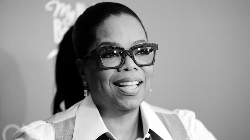 Oprah Winfrey: Milliardäre als Retter