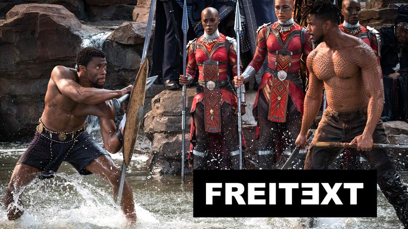"""Black Panther"": Welche Farbe hat Action-Humor?"